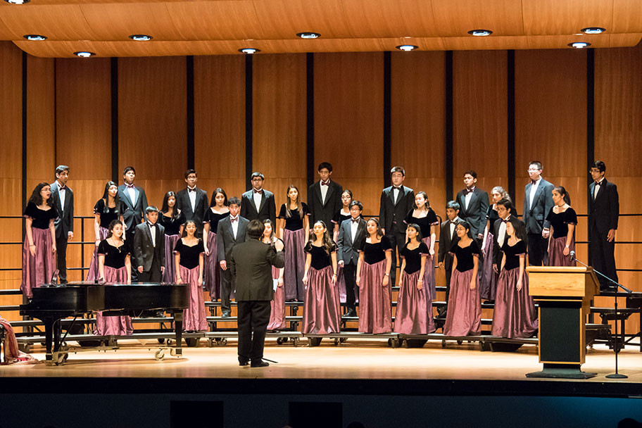 Sing'n'Joy Princeton: INTERKULTUR