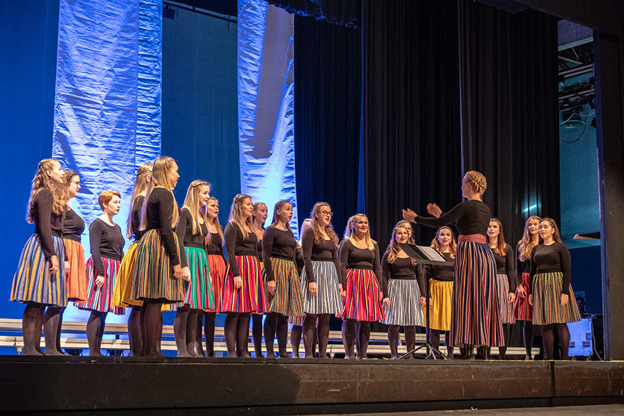 Estonian National Girls' Choir LEELO