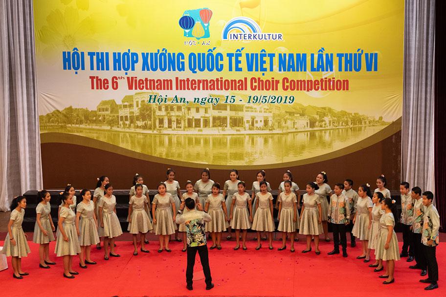 6th Vietnam International Choir Competition: INTERKULTUR