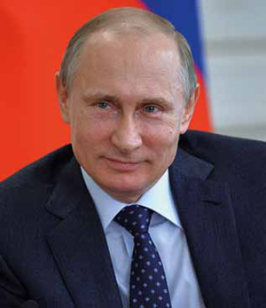 Vladimir Putin | Official picture: Government of the Russian Federation