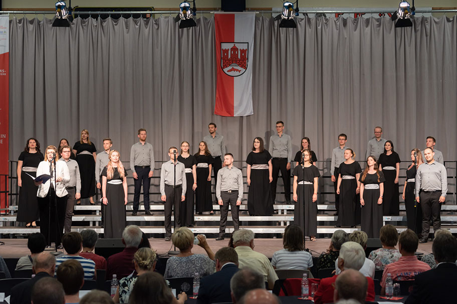 11 nations - 45 choirs - 1 competition: INTERKULTUR
