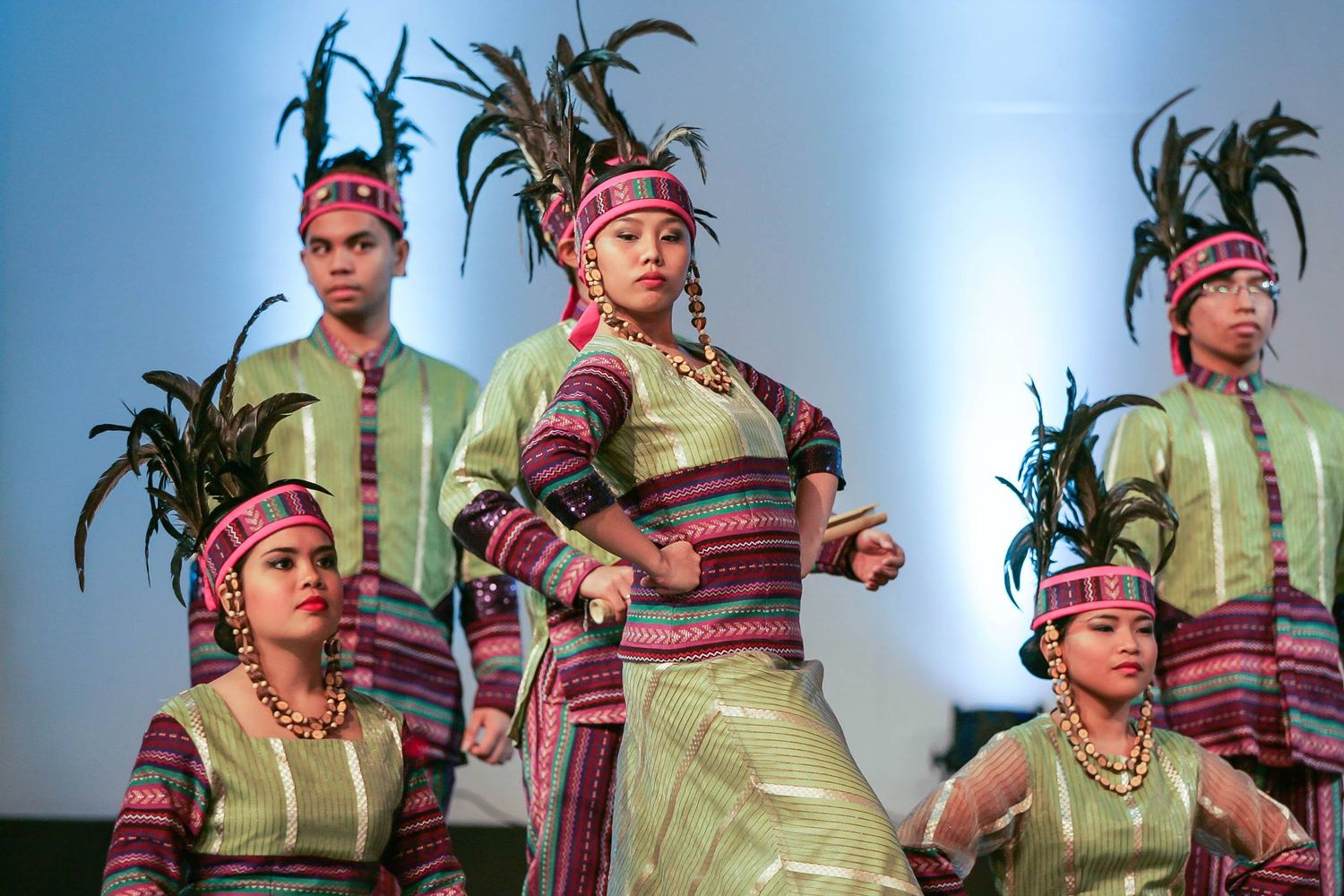 Philippine Folklore on stage © MBC Manila