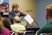 WCG Cincinnati 2012 workshop con Morten Lauridsen | © Sean Hughes