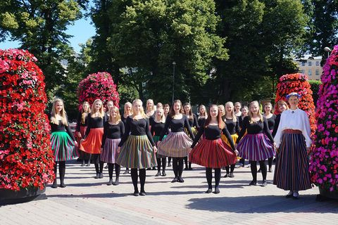 © Estonian National Girls Choir LEELO