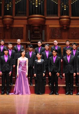 The Müller Chamber Choir (Chinese Taipei)