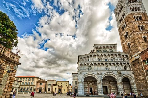 Lucca Cathedral © Fotolia