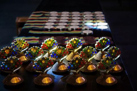 Medals & Trophies © Nolte Photography