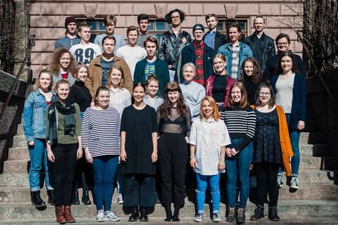 © Sibelius High School Chamber Choir, Finland