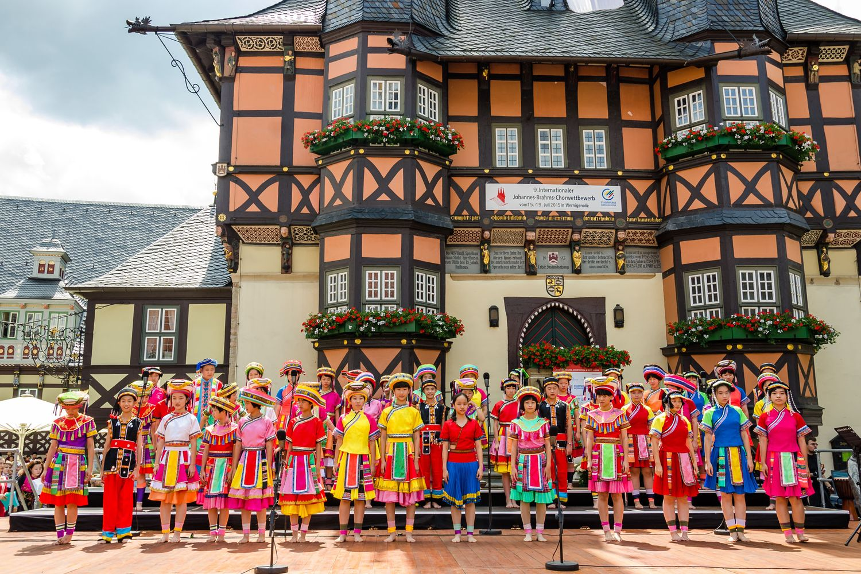 11th Int  Johannes Brahms Choir Festival & Competition