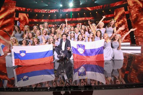 Eurovision Choir of the Year 2017: Carmen Manet (Slovenia) © Roger Schmidt