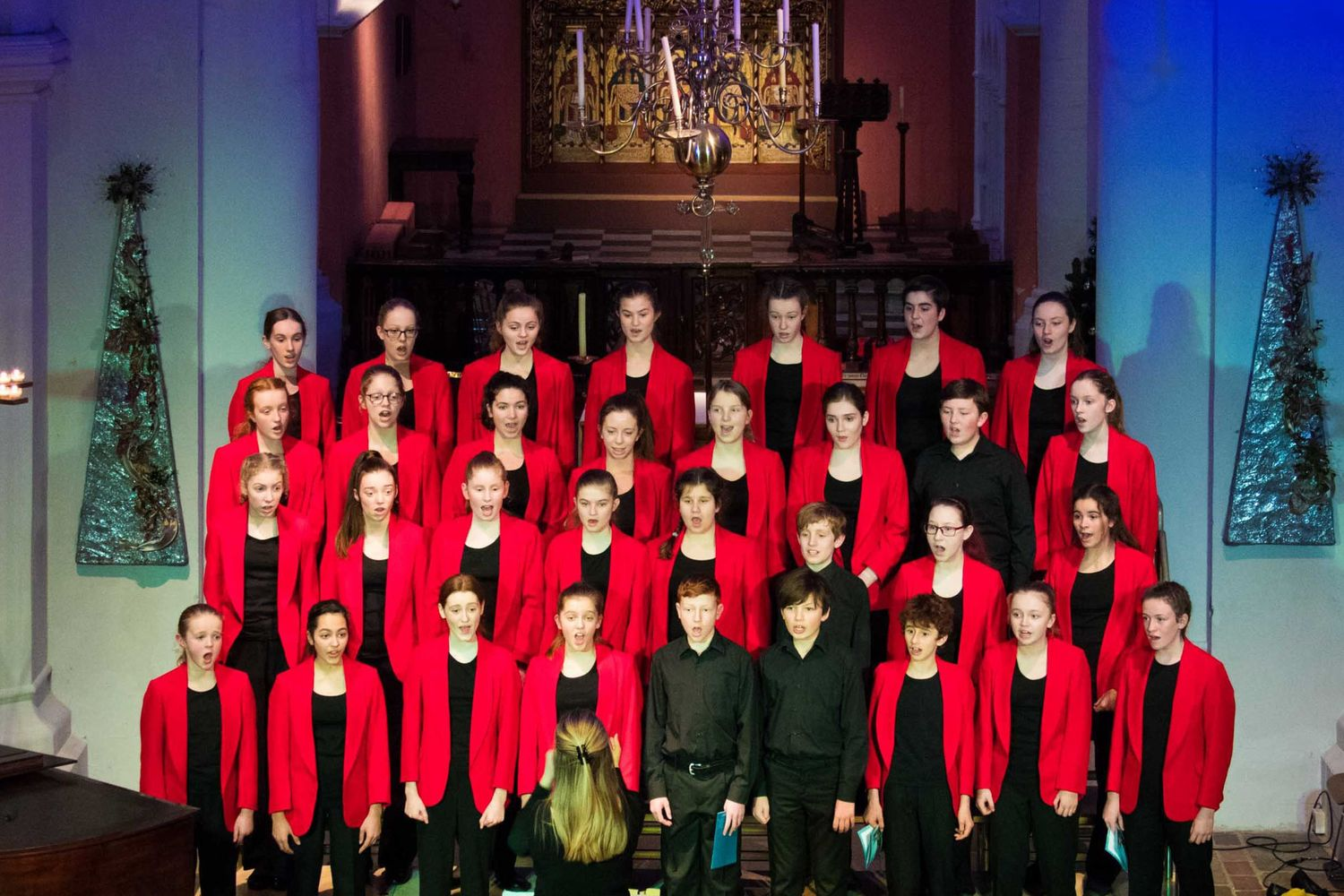 © Farnham Youth Choir, Great Britain