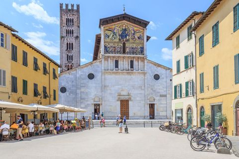 Lucca, Italy © Fotolia