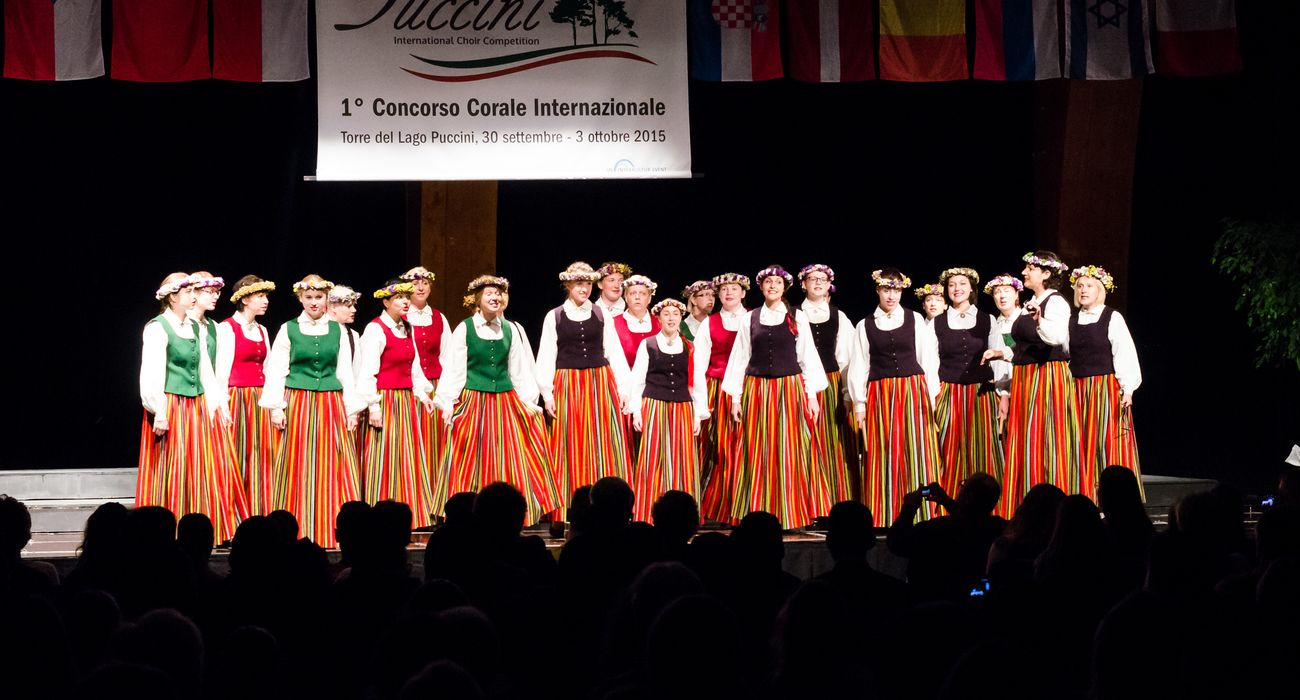 "Female Choir ""Venda"" from Latvia"