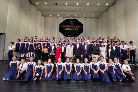 Group picture in Guangzhou © INTERKULTUR China