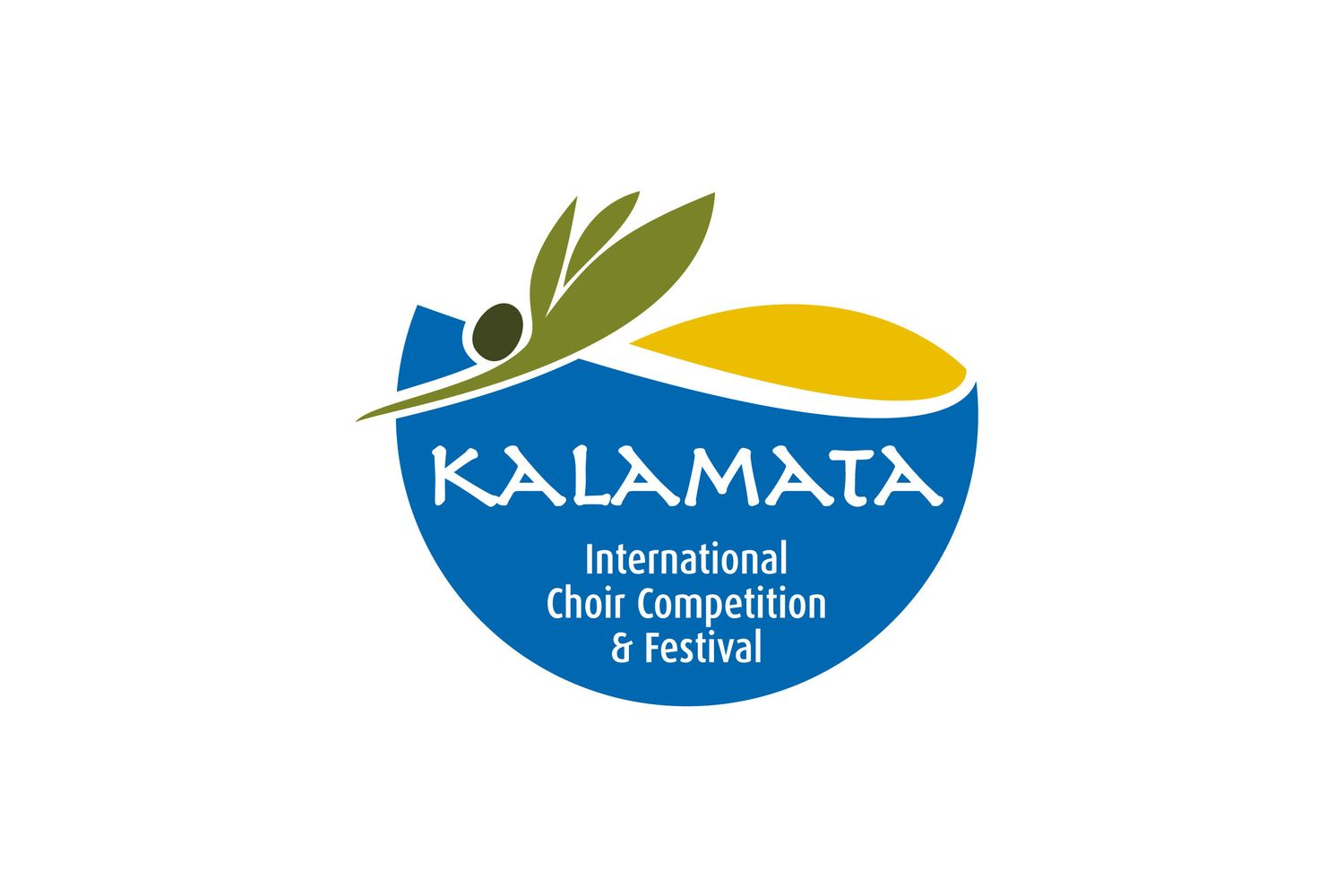 "Logo ""Int. Choir Competition and Festival Kalamata"" © INTERKULTUR"