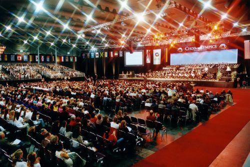 World Choir Games: INTERKULTUR