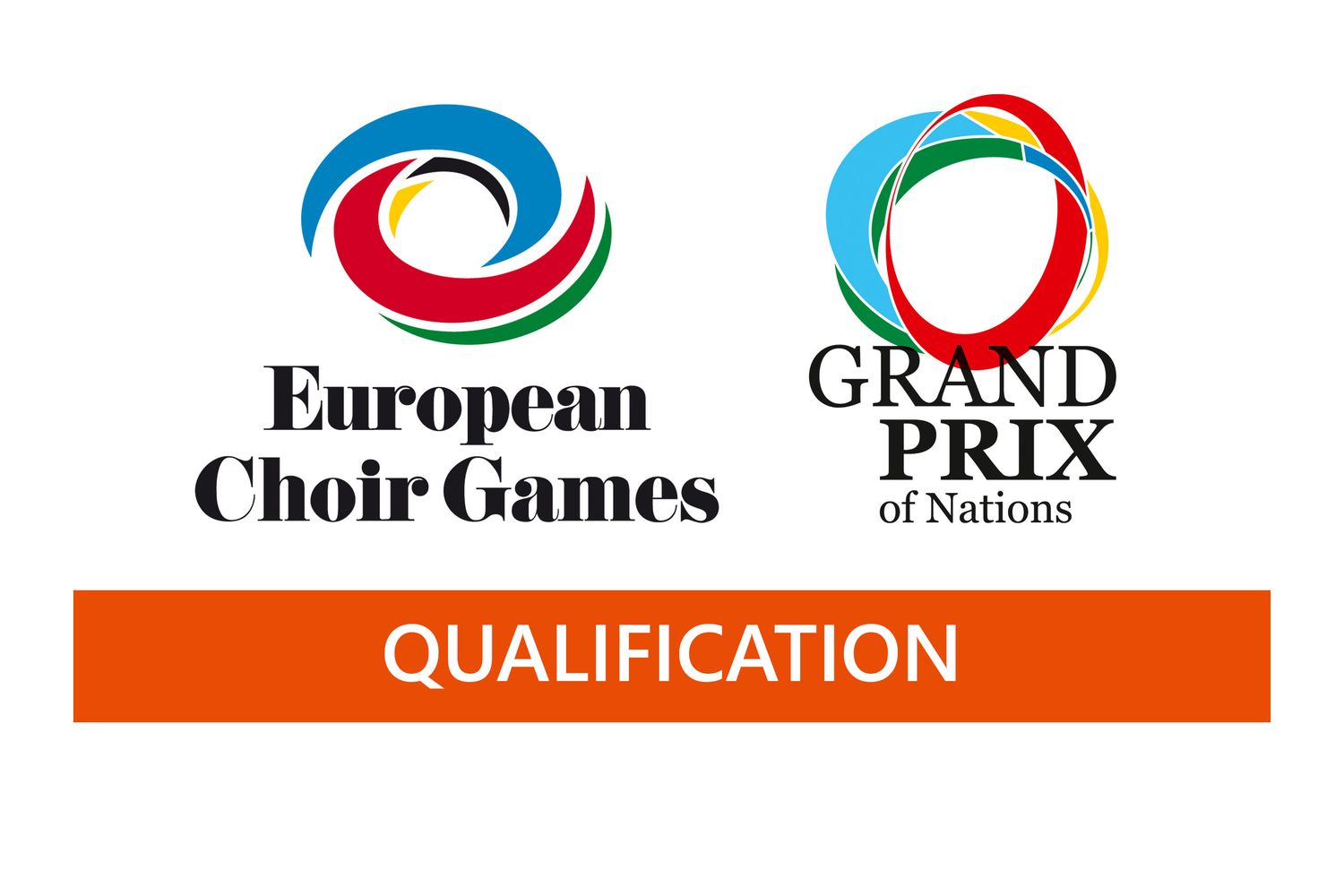 European Choir Games Qualification Logos