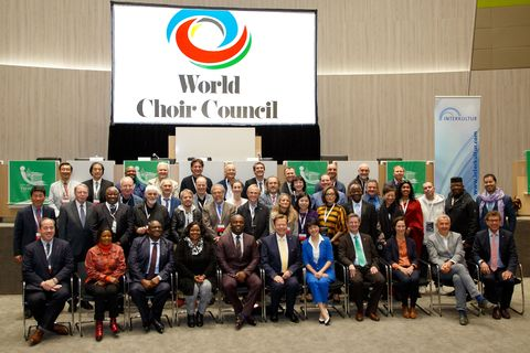 Wold Choir Council - Group Picture 2018 © Nolte Photography