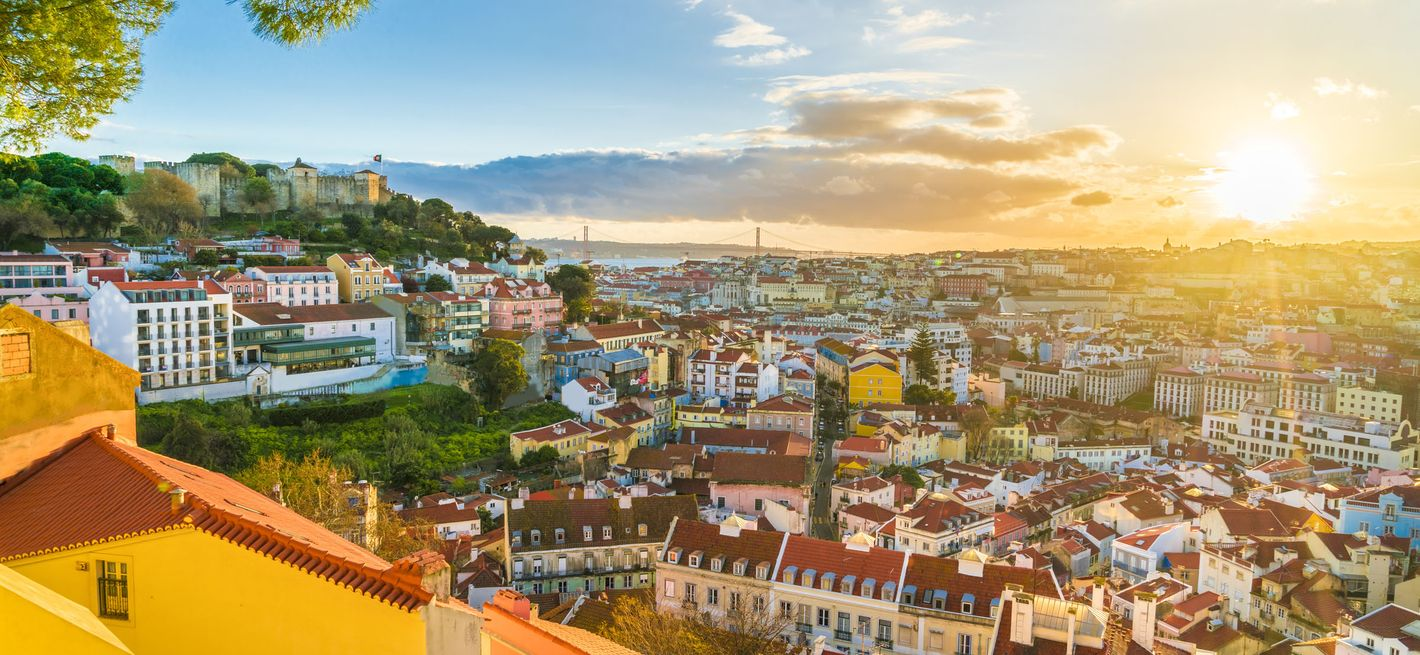 Lisbon, Portugal © Adobe Stock