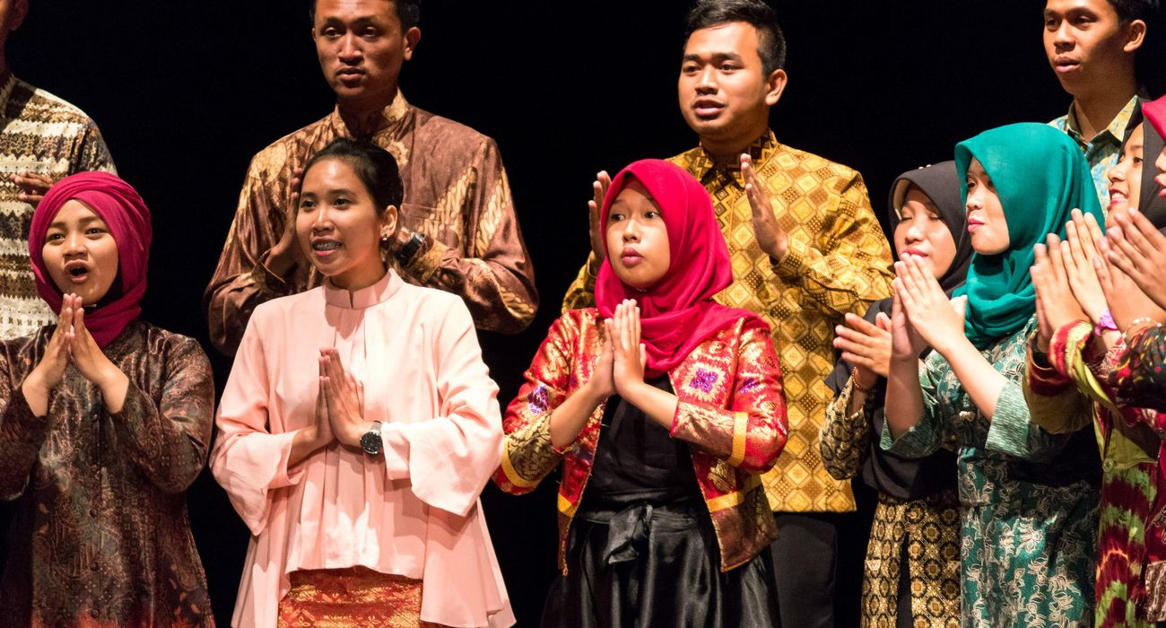Gitasurya Student Choir University of Muhammadiyah Malang (Indonesien)