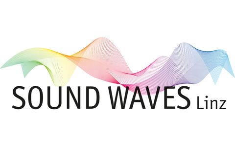 Logo SOUND WAVES Linz © INTERKULTUR