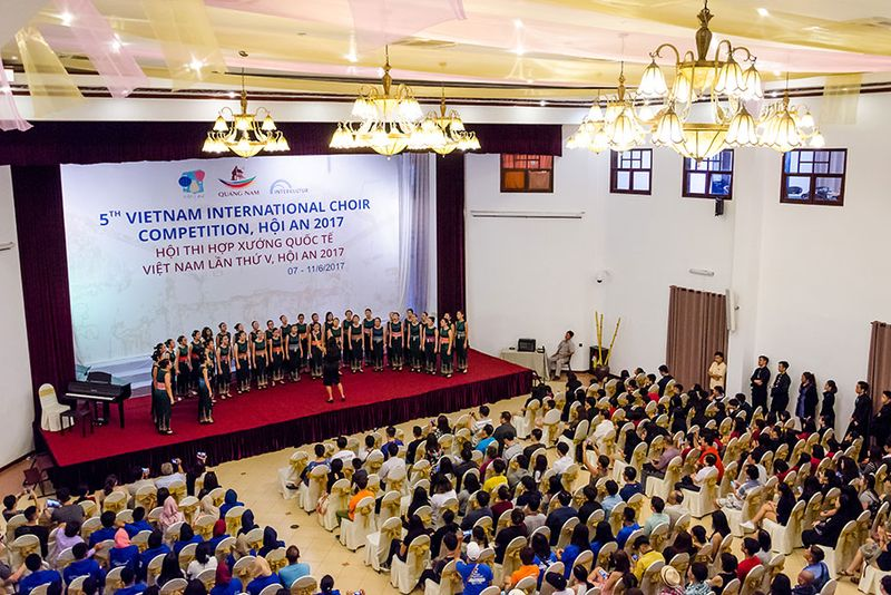 6th Vietnam International Choir Competition: INTERKULTUR