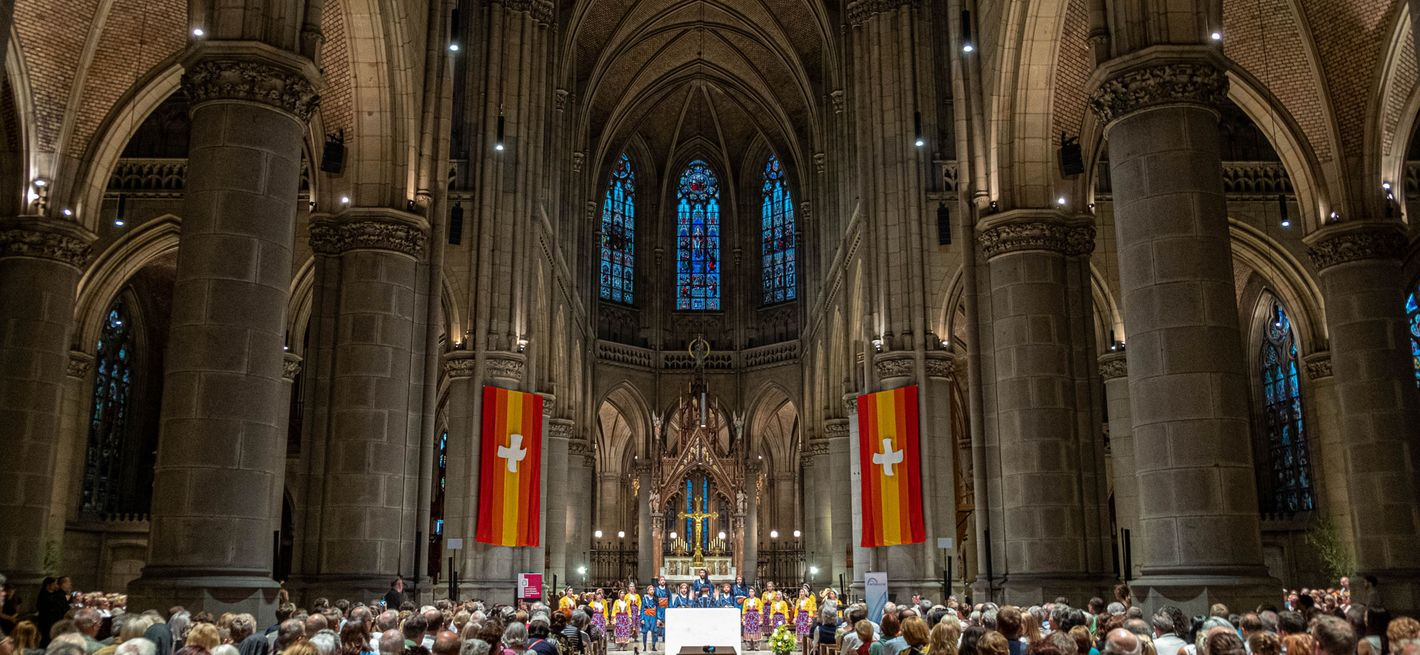 Opening Concert in the Mariendom Linz © INTERKULTUR