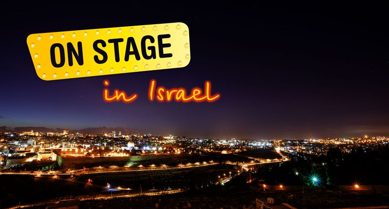 ON STAGE in Israel: INTERKULTUR on