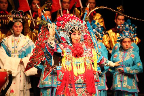 World Choir Events in the Belt and Road