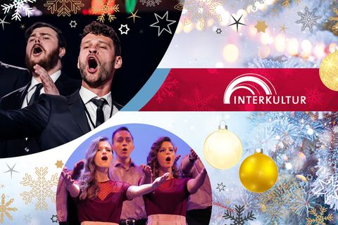 Christmas Greetings from © INTERKULTUR
