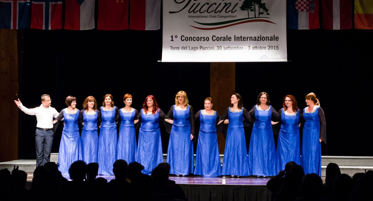 "Female Chamber Choir ""Klapa Kastav"" (Croatia)"