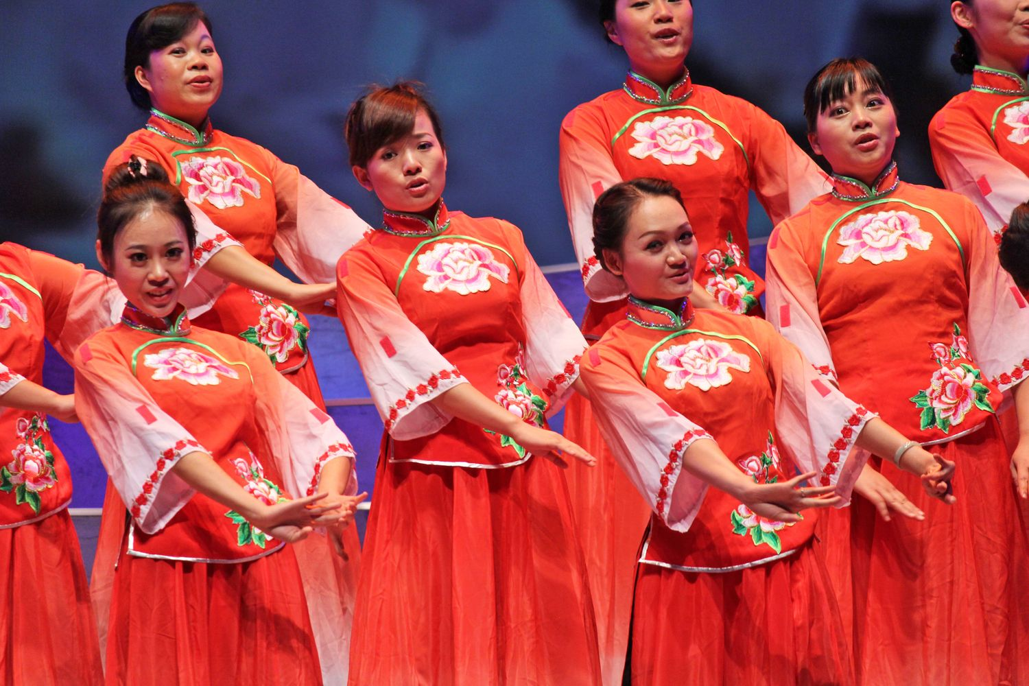 Chinese Singers